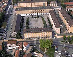 Gen. A. Chinotto barracks air picture