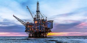 FOTO A - Piattaforma petrolio