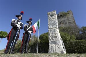 FOTO A Cerimonie Torre di Palidoro_salvo-acquisto-roma