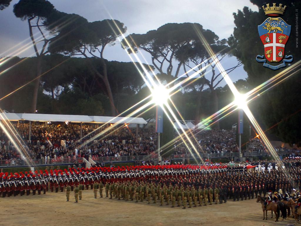 Sfondi desktop arma carabinieri